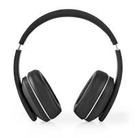 Casque sans Fil   Bluetooth®   Tour d'oreille   Réduction de Bruit Active (ANC)   Noir