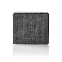 Haut-Parleur Bluetooth® | 15 W | Design en métal | Gris métal