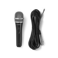 Microphone Filaire   Sensibilité -72 dB +/-3dB   50 Hz - 14 kHz   5,0 m