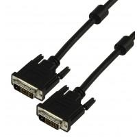 Câble DVI-D dual-link 5.00 m