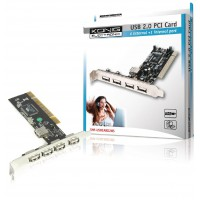 USB 2.0 carte CPU 4+1 ports