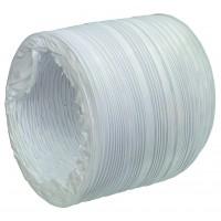 PVC évacuation d'air tuyau de 127 mm 6,00 m