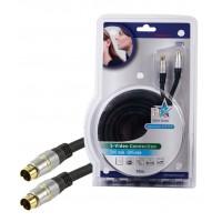 Haute qualité s-vhs connexion câble 10.0 m