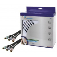 Composante de câble video de haute qualité : 15.0 m