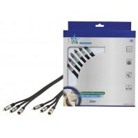 composant vidéo Haute qualité câble 20.0 m