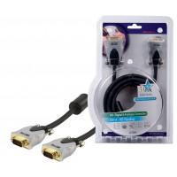 Haute qualité DVI-A - HD15p câble connection 2.50 m