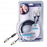 Haute qualité Antenne cable 5.00 m