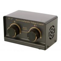 Stereo loudHaut parleur contrôleur de volume