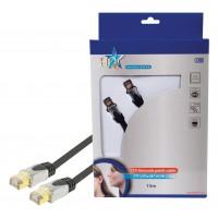 Cache câble Haute qualité FTP CAT5e 15.0 m