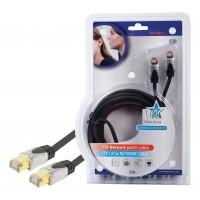 câble de raccordement Haute qualité FTP CAT5e 5,00 m