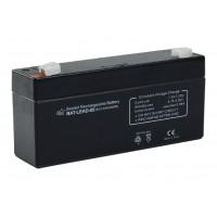 Batterie au plomb acide 6 V 3.2 Ah