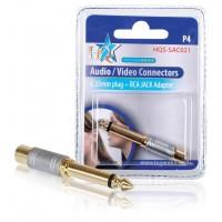 6.33mm - RCA adaptateur