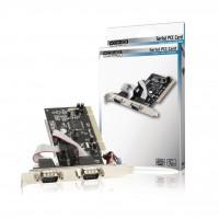 carte PCI 2 ports en série