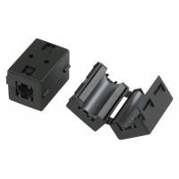 Filtre d'interférence ferrite pour câbles jusqu'à 10 mm