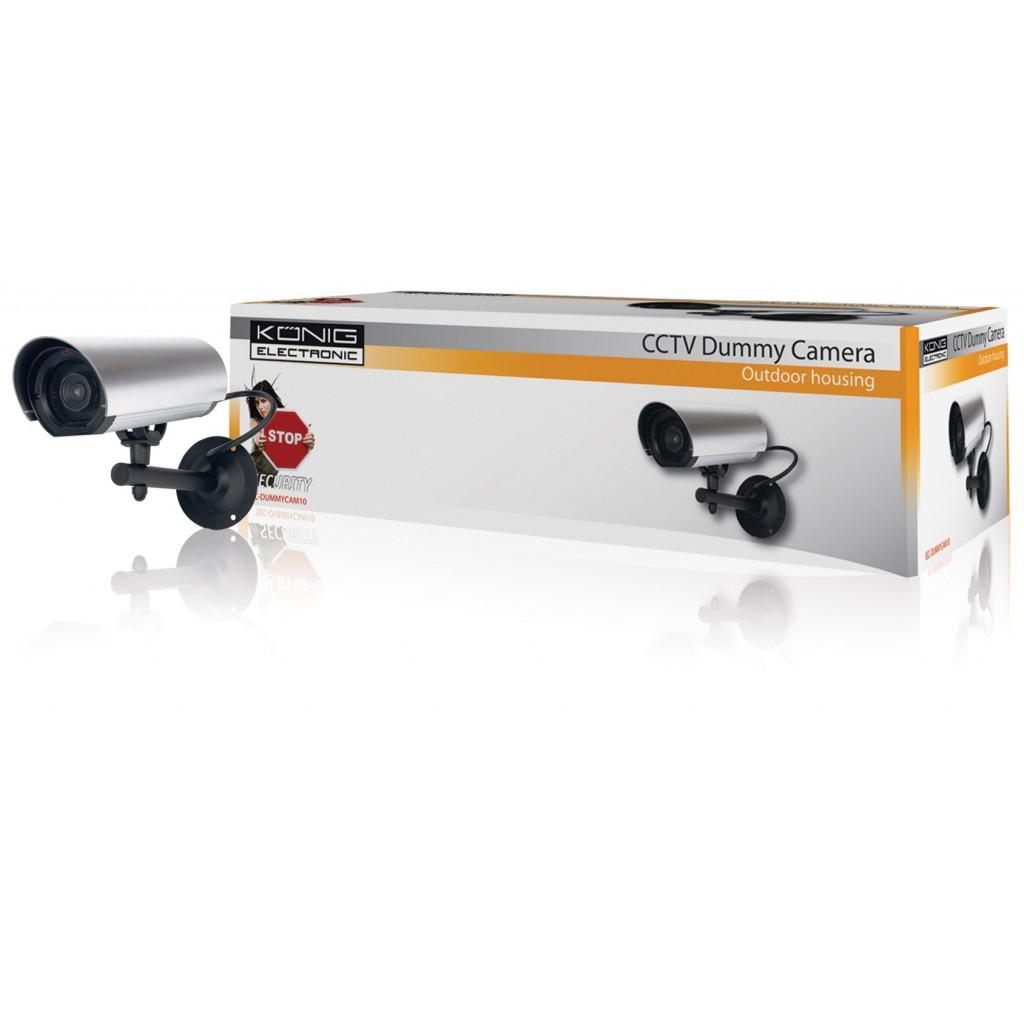 32153 cam ra cctv factice d 39 ext rieur cam ra cctv factice - Camera factice exterieur ...