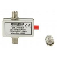 Atténuateur variable 20 dB