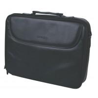 "Cuir portable look sac 15,4"" """