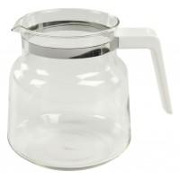 Coffee jug 1.2 L blanc