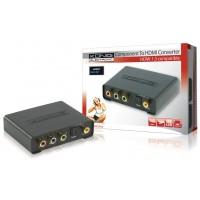 Composant - HDMI convertisseur