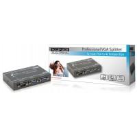 Séparateur 4 ports professionel VGA