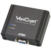 Convertisseur VGA VGA Femelle 15p DVI-D 24+1p Femelle