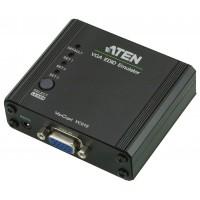 Convertisseur VGA VGA Femelle 15p VGA Femelle 15p