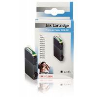 Cartouche noire pour imprimantes multifonctions Canon Pixma . compatible avec Canon CLI-8B (13 ml)
