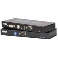 DVI / USB / Audio Cat5 Extenseur 60 m