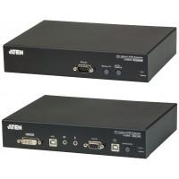 DVI / USB / Audio Optique Extenseur 600 m