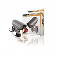 Caméra CCTV factice d'extérieur