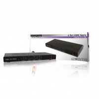 Commutateur matrice HDMI 4 x 4 ports