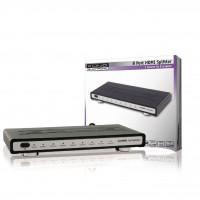 Répartiteur HDMI® 8 ports