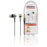 Écouteurs métalliques professionnels 102dB