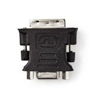 Adaptateur DVI vers VGA   DVI-I Mâle à 24 + 5 Broches - VGA Femelle