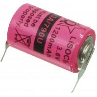 Batterie en chlorure de lithium thionyle 3.6 V 1200 mAh
