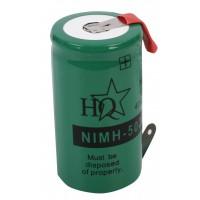 Pack accus NiMH 1.2 V 4000 mAh
