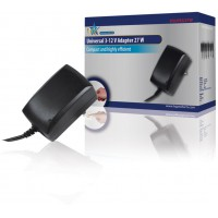 Adaptateur Universel 3 - 12V adapter 27 W.