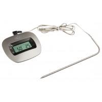Thermomètre de four numérique avec alarme