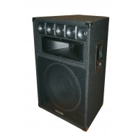 Haut parleur 600W PA loud 3-way 15