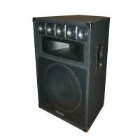Haut parleur 600W PA loud 3-way 15