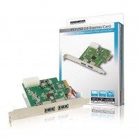 Carte PCI express USB 3.0 2x