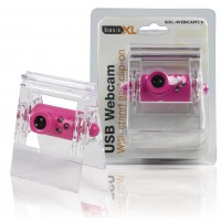 Webcam rose USB 2.0