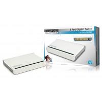 Commutateur Ethernet 8 ports 10/100/1000 Mbps