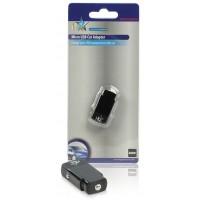 Micro adaptateur USB pour allume-cigares