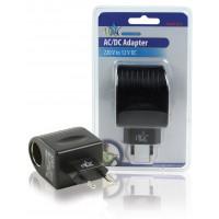 Adaptateur AC / DC pour utilisation dans les voitures