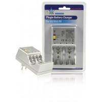 Greffon pour Chargeur de battries AA / AAA / 9 V