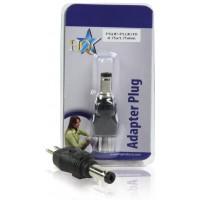 Branchez l'adaptateur de rechange 4.75x1.75mm
