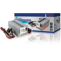 Inverter 24 V with USB
