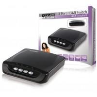 Commutateur HDMI Haute Vitesse 4 ports