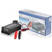 7-stage automatic 12 V 10 A battery Chargeur